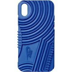 【ナイキ】 エアフォース1 iPhoneX対応フォンケース [カラー:シグナルブルー] #DG0025-435 【スポーツ・アウトドア:その他雑貨】