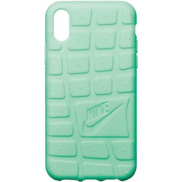 【ナイキ】 ローシ iPhoneX対応フォンケース [カラー:グリーングロウ] #DG0026-340 【スポーツ・アウトドア:その他雑貨】