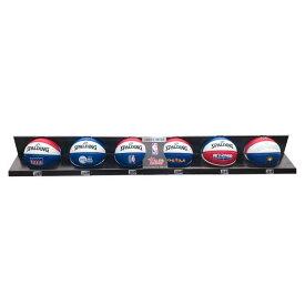 【スポルディング】 NBAオールスタ— ミニボール6球セット(限定生産) #65-023Z 【スポーツ・アウトドア:その他雑貨】