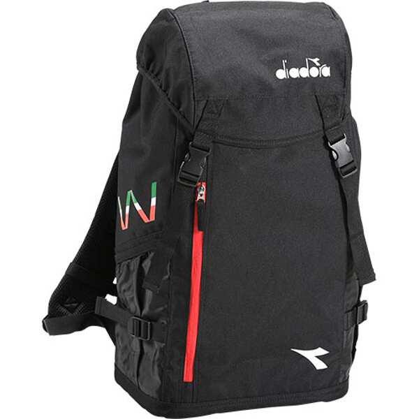 【ディアドラ】 CSCバックパック [カラー:ブラック] [サイズ:31×18×50cm] #DFB8603-99 【スポーツ・アウトドア:アウトドア:バッグ:バックパック・リュック】