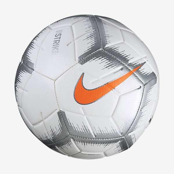 【ナイキ】 ストライク EVENT PACK サッカーボール 4号球 [カラー:ホワイト×クロム×トータルオレンジボルト] #SC3496-100 【スポーツ・アウトドア:サッカー・フットサル:サッカー:ボール】