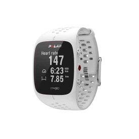 【送料無料】 M430 国内正規品 心拍計内蔵GPSランニングウォッチ [カラー:ホワイト] [バンドサイズ:M/L] #90064406 【ポラール: スポーツ・アウトドア ジョギング・マラソン GPS】【POLAR】