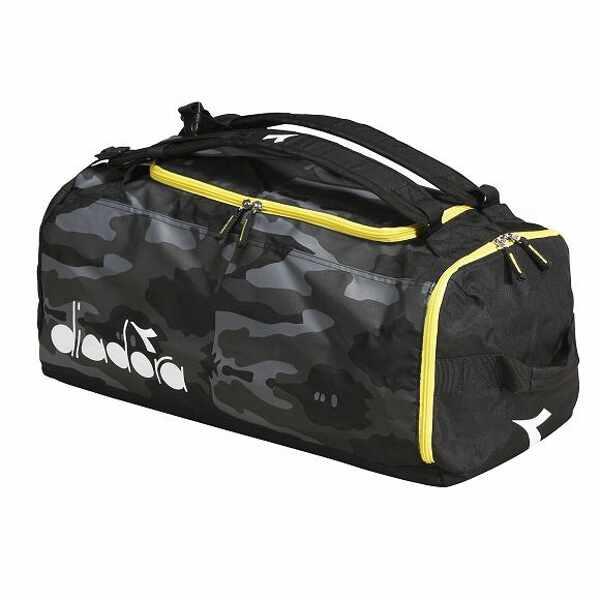 【ディアドラ】 RB 3WAYバッグ [カラー:ブラックカモ] [サイズ:55×28×25cm] #DFB8601-99C 【スポーツ・アウトドア:アウトドア:バッグ】