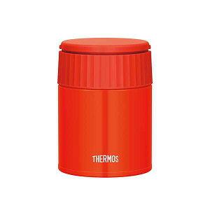 【サーモス】 真空断熱スープジャ? JBQ401 [容量:400ml] [カラー:トマト] #JBQ-401-TOM 【キッチン用品:お弁当グッズ:お弁当箱:保温機能付き】