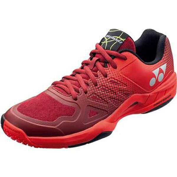 【ヨネックス】 パワークッション エアラスダッシュ2 GC テニスシューズ [サイズ:27.0cm] [カラー:レッド] #SHTAD2GC-001 【スポーツ・アウトドア:その他雑貨】