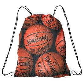 【スポルディング】 ナップサック ブラウンボール [サイズ:57×34×16cm(33L)] #SAK001BRB 【スポーツ・アウトドア:その他雑貨】