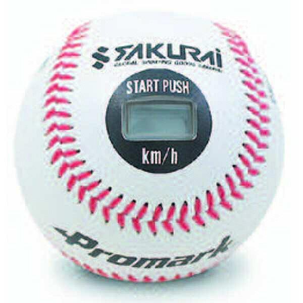 【プロマーク】 速球王子(球速測定球) #LB-990BC 【スポーツ・アウトドア:その他雑貨】