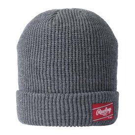 【ローリングス】 ワッフルワッチキャップ(シンサレート) [カラー:グレー] [サイズ:フリー] #AAC7F02-GRY 【スポーツ・アウトドア:アウトドア:ウェア:メンズウェア:帽子】