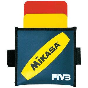 【ミカサ】 審判用グッズ バレーボール警告カード [サイズ:10×15cm] #VK 【スポーツ・アウトドア:バレーボール】