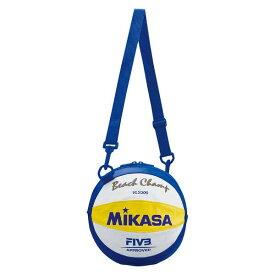 【ミカサ】 ボールバッグ ビーチバレーボール用(1個入れ) #BV1B 【スポーツ・アウトドア:バレーボール:ボールバッグ】
