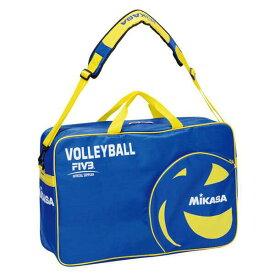【ミカサ】 バレーボールバッグ6個入れ [サイズ:60×40×17cm] #VL6BBL 【スポーツ・アウトドア:バレーボール:ボールバッグ】