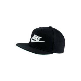 【ナイキ】 YTH フューチュラ プロ キャップ(ジュニアサイズ) [カラー:ブラック×パイングリーン×ホワイト] #AV8015-011 【スポーツ・アウトドア:アウトドア:ウェア:メンズウェア:帽子】