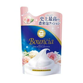 【牛乳石鹸】 バウンシア ボディソープ エアリーブーケの香り 詰替用 400ml 【化粧品・コスメ:スキンケア:洗顔・クレンジング:洗顔】