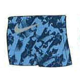 【ナイキ】 グラフィック ショートスパッツ [サイズ:L] [カラー:ユニバーシティーブルー] #2982802-06 【スポーツ・アウトドア:水泳:競技水着:メンズ競技水着】