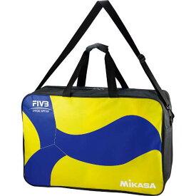 【ミカサ】 ボールバッグ(バレーボール6個入れ) [サイズ:40×61×17cm] #ACBG260WYB 【スポーツ・アウトドア:バレーボール:ボールバッグ】