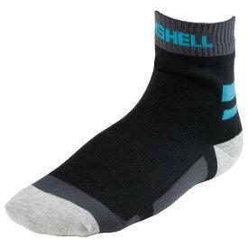 【デクシェル】 ランニング 防水ソックス [サイズ:S(22〜24cm)] [カラー:アクアブルー] #0143019 【スポーツ・アウトドア:アウトドア:ウェア:メンズウェア:靴下】