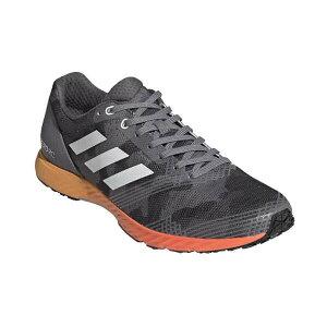 【アディダス】 adizero RC [サイズ:27.0cm] [カラー:グレースリー×ホワイト×オレンジ] #G28886 【スポーツ・アウトドア:ジョギング・マラソン:シューズ:メンズシューズ】