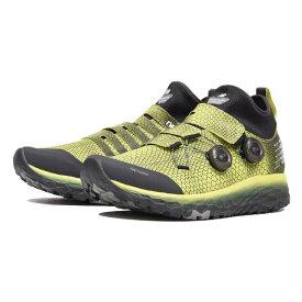【ニューバランス】 FRESH FOAM HIERRO M トレイルランニングシューズ [サイズ:27.5cm(D)] [カラー:イエロー] #MTHBOAY 【スポーツ・アウトドア:登山・トレッキング:靴・ブーツ】
