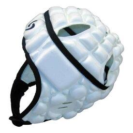 【セプタ—】 ヘッドギア [サイズ:L] [カラー:ホワイト] #SP-277-01 【スポーツ・アウトドア:ラグビー:ヘッドギア】