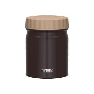 【サーモス】 真空断熱スープジャ? JBT400 [容量:400ml] [カラー:ブラック] #JBT-400-BK 【キッチン用品:お弁当グッズ:お弁当箱:保温機能付き】