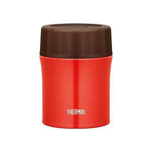 【サーモス】 真空断熱スープジャ? JBX500 [容量:500ml] [カラー:レッド] #JBX-500-R 【キッチン用品:お弁当グッズ:お弁当箱:保温機能付き】