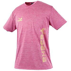 【ヤサカ】 ロゴにゃんこTシャツ [サイズ:O] [カラー:ヘザーピンク] #Y851-28 【スポーツ・アウトドア:その他雑貨】