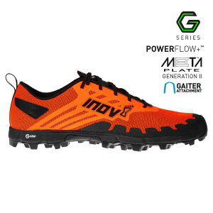 【イノベイト】 X-タロン G 235 MS トレイルランニングシューズ(グラフェン搭載) [サイズ:26.0cm] [カラー:オレンジ×ブラック] #NO2PGG04OB-OBK 【スポーツ・アウトドア:登山・トレッキング:靴・ブ