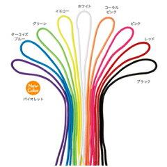 【ササキスポーツ】 カラーナイロンロープ 新体操手具 [カラー:レッド] #M-280 【スポーツ・アウトドア】