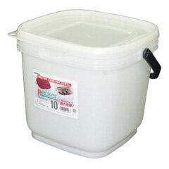 【伸和】 PE密封容器 パッカ— 15L 【キッチン用品:容器・ストッカー・調味料入れ:保存容器(材質別):プラスチック】【PE密封容器 パッカー】