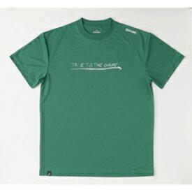 【スポルディング】 Tシャツ EVERYTHING IS POSSIBLE [カラー:グリーン] [サイズ:XO] #SMT130420 【スポーツ・アウトドア:その他雑貨】