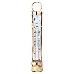 【トーエイライト】 銅枠付水温計 測定範囲-20〜50℃(1度目盛) #B-6327 【スポーツ・アウトドア:スポーツ・アウトドア雑貨】