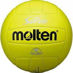【モルテン】 ソフトサーブ軽量バレーボール 4号球 [カラー:レモン] #EV4L 【スポーツ・アウトドア:スポーツ・アウトドア雑貨】