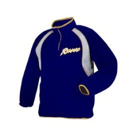 【レワード】 フリースジャケット 野球トレーニングウェア [カラー:Dブルー×グレー] [サイズ:M] #GW-11 【スポーツ・アウトドア:野球・ソフトボール:ウェア:グランドコート】
