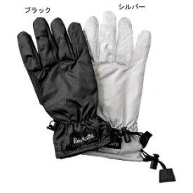 【プロモンテ】 ライトシェル レイングローブ [カラー:ブラック] [サイズ:L] #GB052U 【スポーツ・アウトドア:アウトドア:ウェア:レディースウェア:手袋】