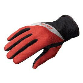 【プロモンテ】 UVケア トレッキンググローブ(ウィメンズ) [カラー:レッド] [サイズ:S] #GB053U 【スポーツ・アウトドア:アウトドア:ウェア:レディースウェア:手袋】