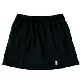 【ゴーセン】 レディーススカート(インナースパッツ付き) [カラー:ブラック] [サイズ:S] #S1301 【スポーツ・アウトドア:その他雑貨】
