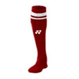 【ヨネックス】 サッカーウェア UNI ゲームソックス [カラー:ワインレッド] [サイズ:XO] #FW3001 【スポーツ・アウトドア:サッカー・フットサル:メンズウェア:ストッキング】