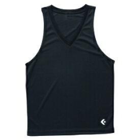 【コンバース】 ゲームインナーシャツ CB251703 [カラー:ブラック] [サイズ:L] #CB251703-1900 【スポーツ・アウトドア:その他雑貨】