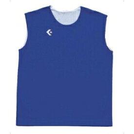 【コンバース】 ウィメンズリバーシブルノースリーブシャツ CB33704 [カラー:ロイヤルブルー×ホワイト] [サイズ:OXO] #CB33704-2511 【スポーツ・アウトドア:その他雑貨】