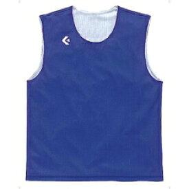 【コンバース】 リバーシブルノースリーブシャツ CB24730 [カラー:ロイヤルブルー×ホワイト] [サイズ:SSS] #CB24730-2511 【スポーツ・アウトドア:その他雑貨】