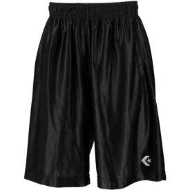 【コンバース】 プラクティスパンツ(ポケット付) [サイズ:O] [カラー:ブラック] #CB291830-1900 【スポーツ・アウトドア:バスケットボール:ウェア:メンズウェア:ハーフパンツ・ショートパンツ】