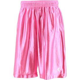 【コンバース】 プラクティスパンツ(ポケット付) [サイズ:S] [カラー:ピンク] #CB291830-6100 【スポーツ・アウトドア:バスケットボール:ウェア:メンズウェア:ハーフパンツ・ショートパンツ】