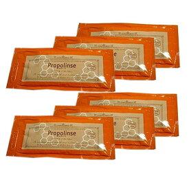 プロポリンス 12ml×6袋 マウスウォッシュ! 口の汚れをスッキリ!【12ml×1枚プレゼント】(定形外送料無料)