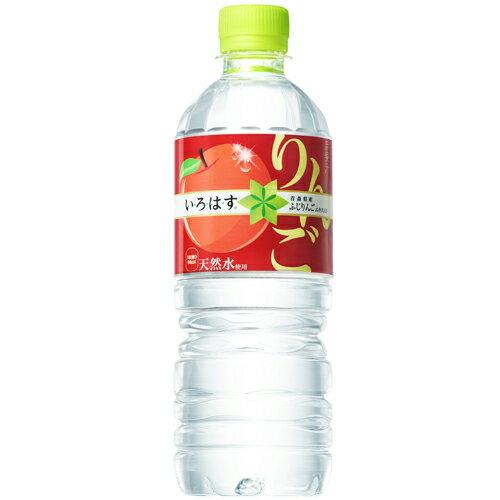 い・ろ・は・す りんご 555mlPET×24本 コカ・コーラ直送商品以外と 同梱不可 【D】【サイズE】