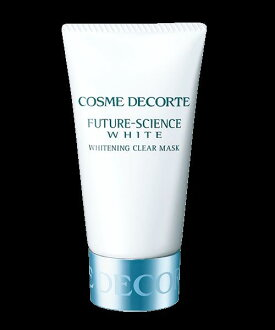 80 g of COSME DECORTE COSME DECORTE future science white whitening clear masks