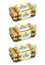 [3箱] フェレロ ロシェ(FERRERO ROCHER) T-30 チョコレート 30粒