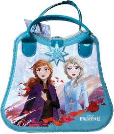 アナと雪の女王2 キッズコスメ ワンダーランドウィークエンダー FROZEN コスメティック トート キッズ用 ディズニー アナ雪 コスメバッグ