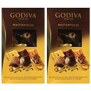 GODIVA ゴディバ マスターピースシェアリングパック 45粒入×2箱