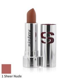 シスレー リップスティック Sisley 口紅 フィトリップシャインウルトラシャイニングリップスティッ - # 1 Sheer Nude 3g メイクアップ リップ 人気 コスメ 化粧品 誕生日プレゼント ギフト