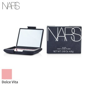 NARS チーク ナーズ ブラッシュ - Dolce Vita 4.8g メイクアップ フェイス 人気 コスメ 化粧品 誕生日プレゼント ギフト